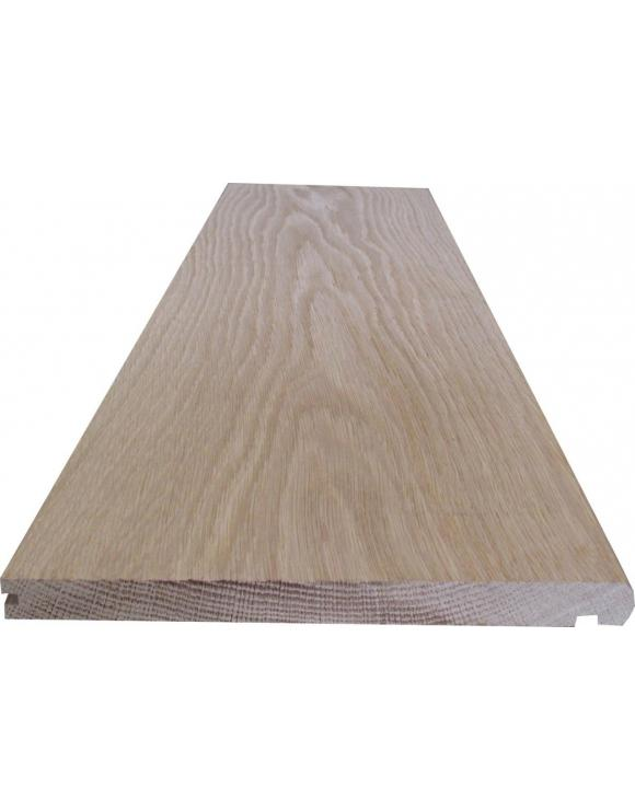 Solid Oak Stair Cladding Treads image