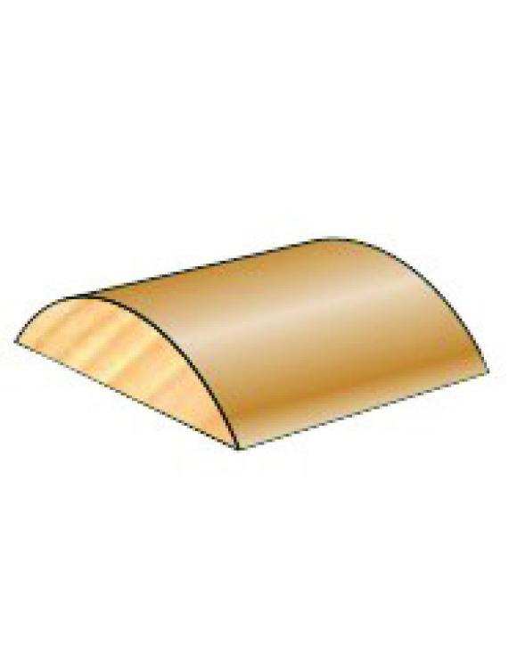 Oak Half Round Cover image