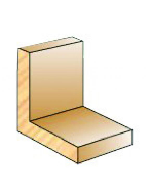 Pine Square Corner Angle image