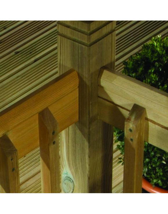 American Timber Decking Spindles image