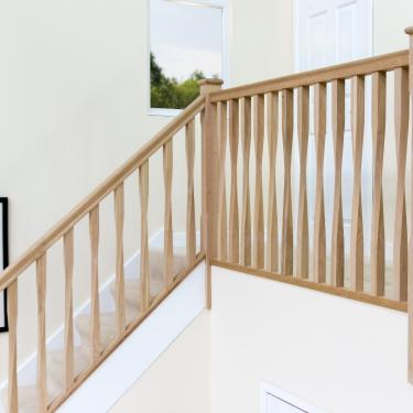 Timber Stair Spindles