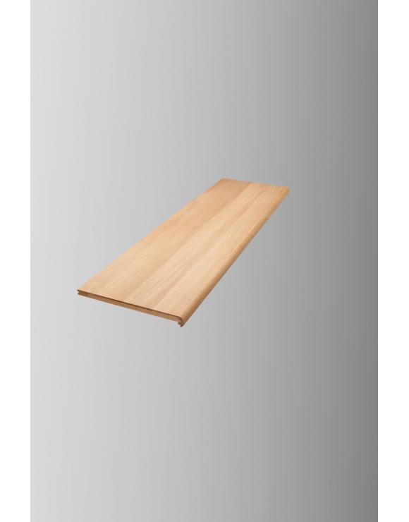Stair Klad Oak Stair Cladding Tread 1500mm image