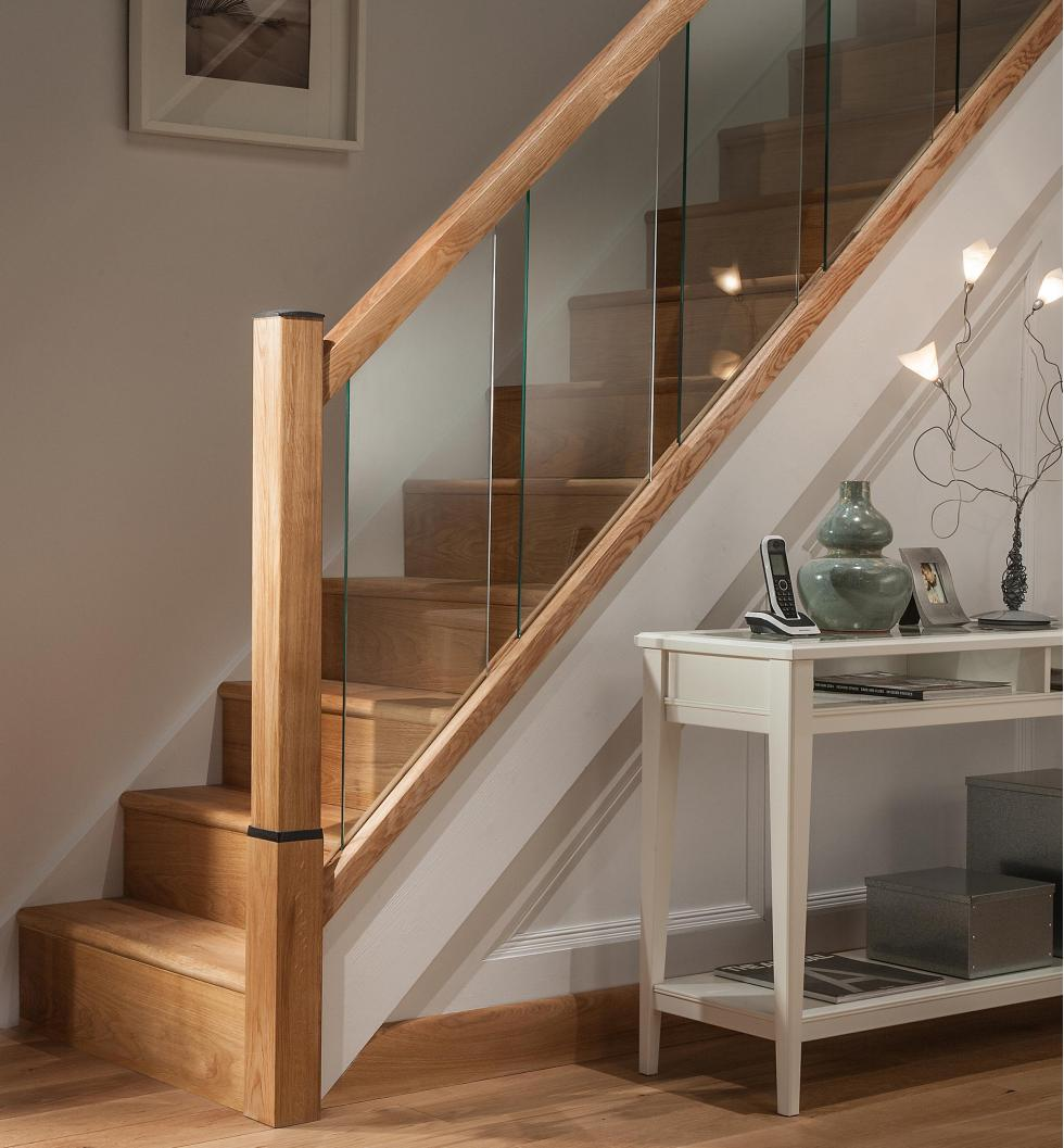 Stair Cladding Refurb Blueprint Joinery