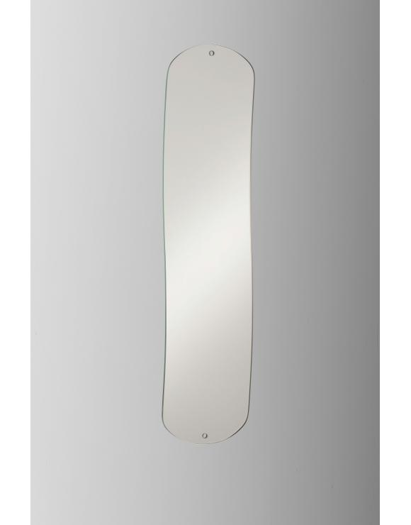 Contemporary Clearview Landing Glass Panel image