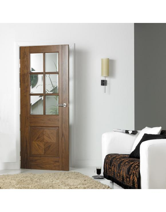 Barcelona Walnut Interior Door image