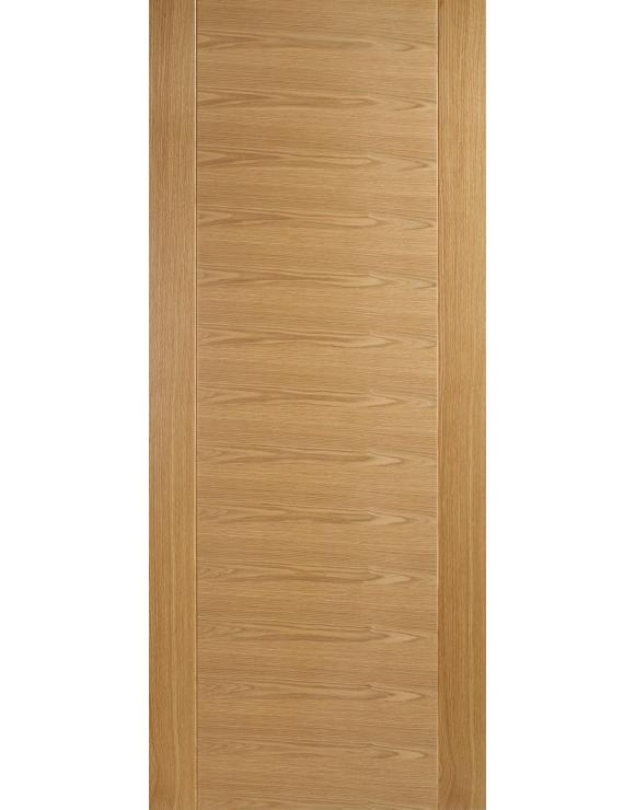 Europa Flush Aragon Oak Interior Door image