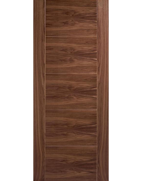 Vancouver 5P Walnut Interior Door image
