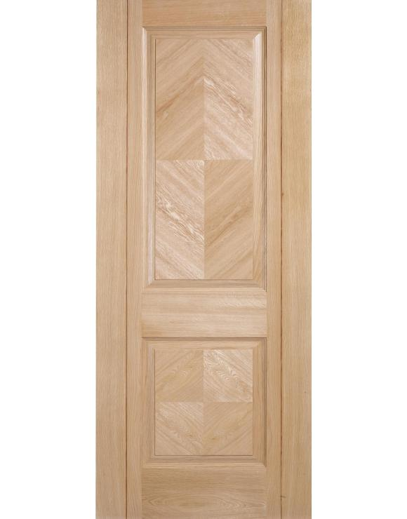 Madrid Oak Interior Door image