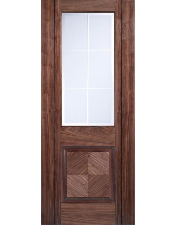 Valencia Walnut Interior Door image