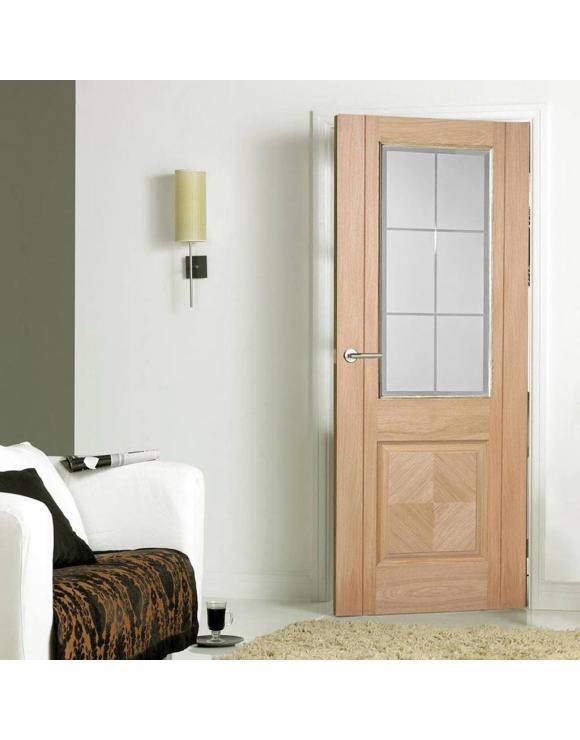 Valencia Oak Interior Door image