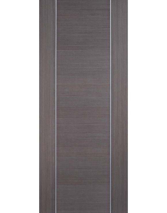 Alcaraz Chocolate Grey Interior Door image