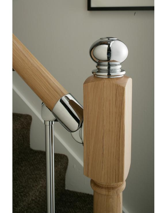Axxys Origin Newel Turnings - Select Timber and Type image