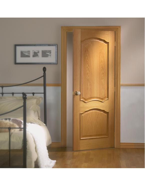 Louis Oak Interior Door image