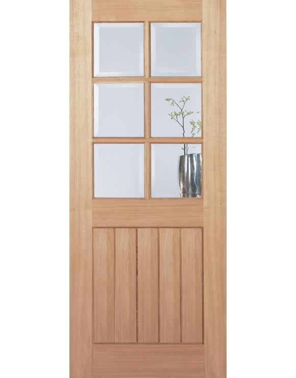 Mexicano 6L Oak Interior Door image