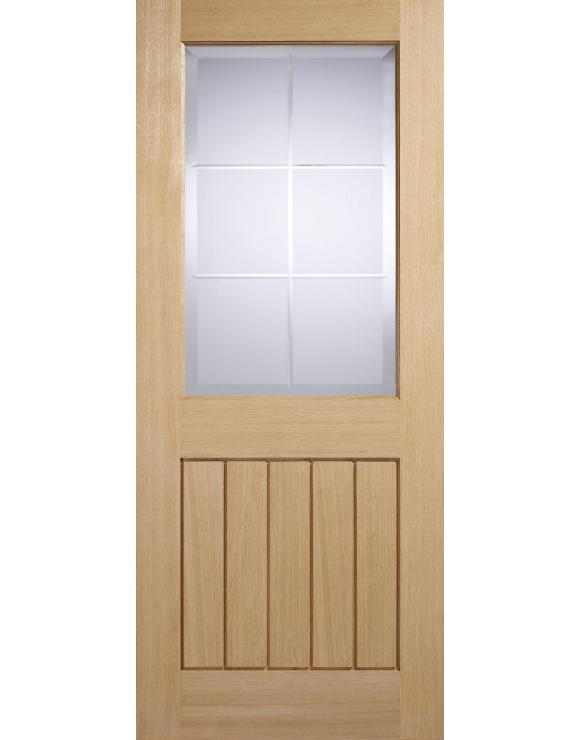 Mexicano Valencia Glazed Oak Interior Door image