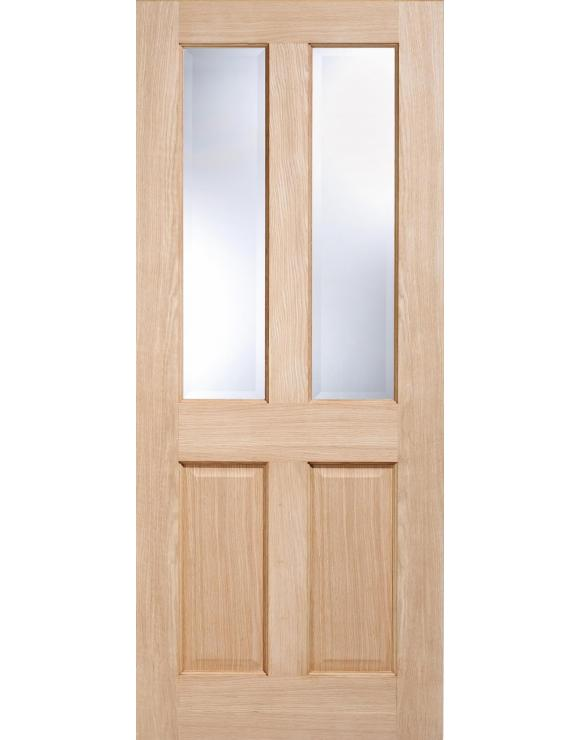 Richmond Glazed Oak Interior Door image