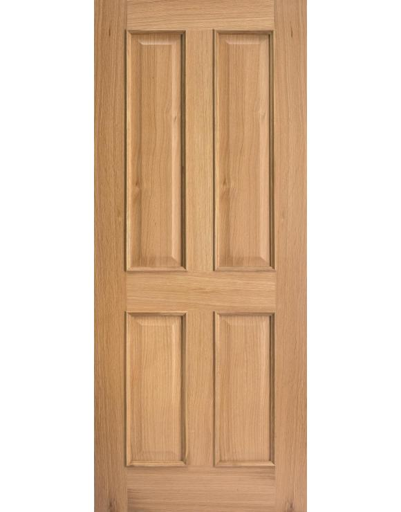 Regency 4P RM2S Oak Interior Door image