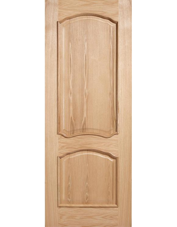 Louis RM2S Oak Interior Door image