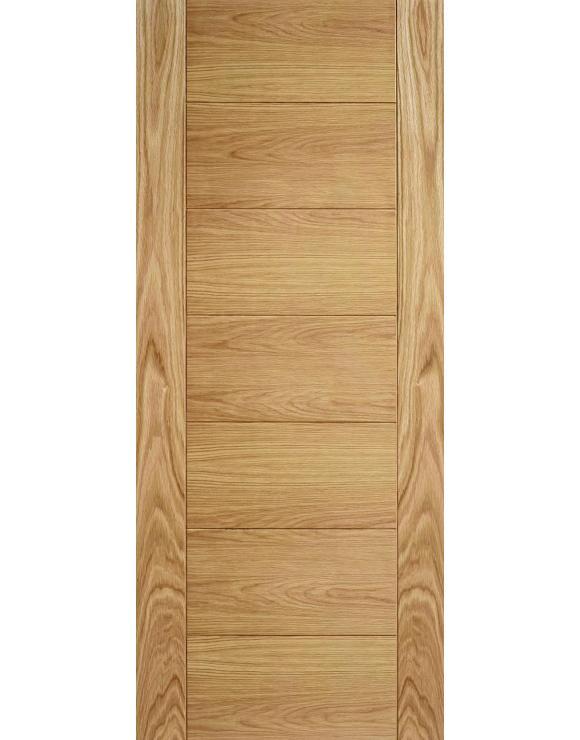 Carini 7P Oak Interior Door image