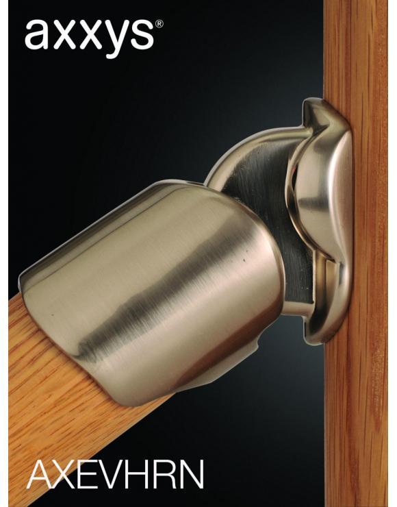 Axxys Evolution Adjustable Round Handrail Connectors image