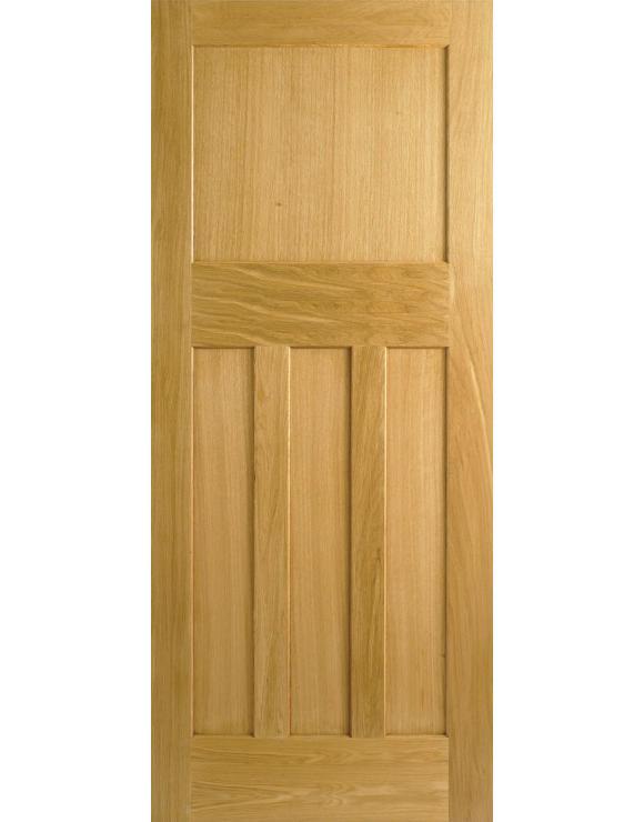 DX 30's Style Oak Interior Door image