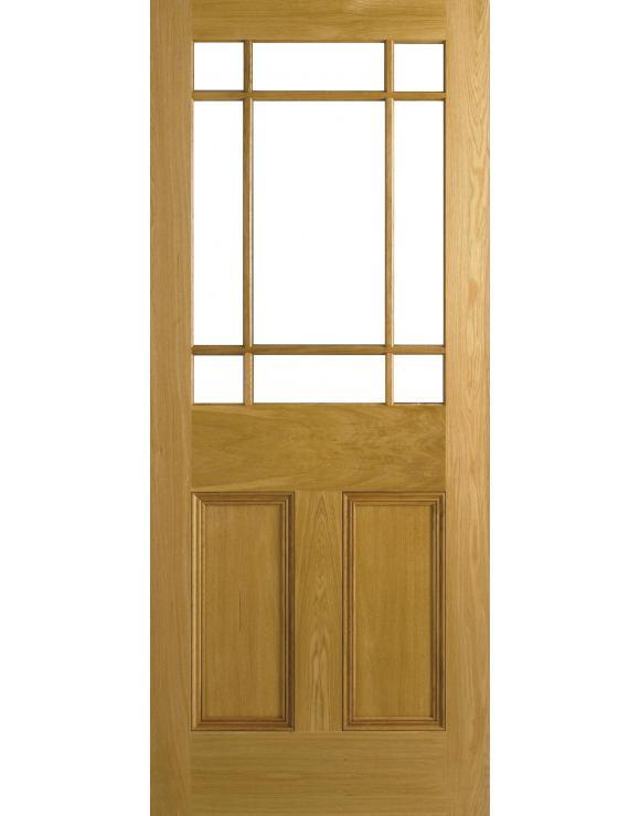 Downham Oak Interior Door image