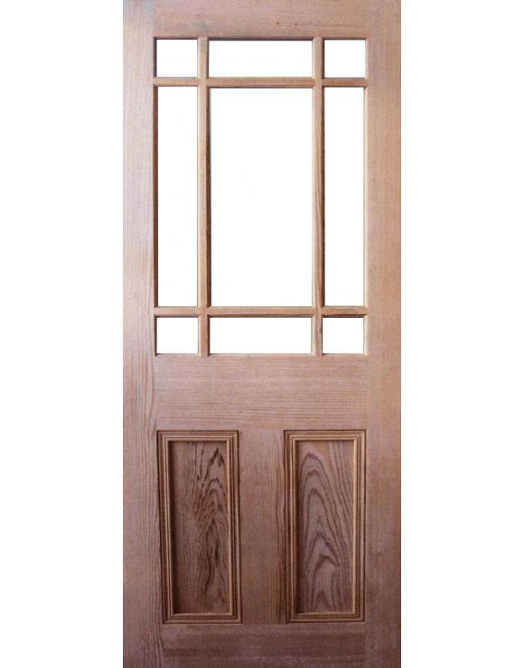 Downham Pitch Pine Interior Door image