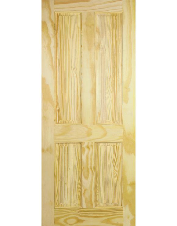 4P Clear Pine Interior Door image