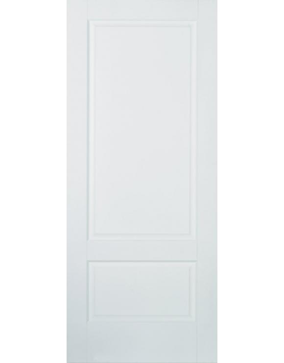 Brooklyn 2P Solid White Primed Interior Door image