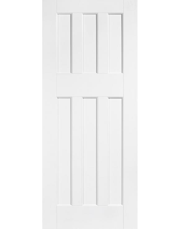 DX60's Style Solid White Primed Interior Door image