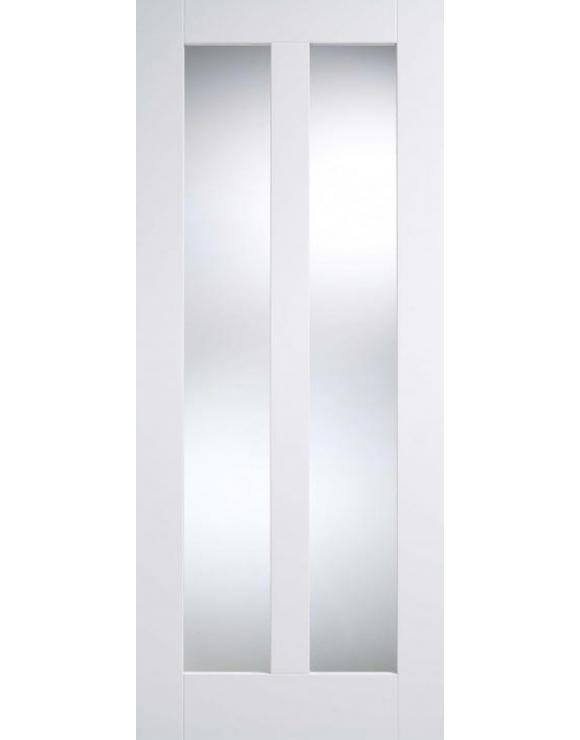 Vermont Solid White Primed Interior Door image