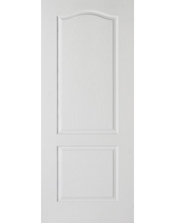 Classical 2P White Moulded Interior Door image