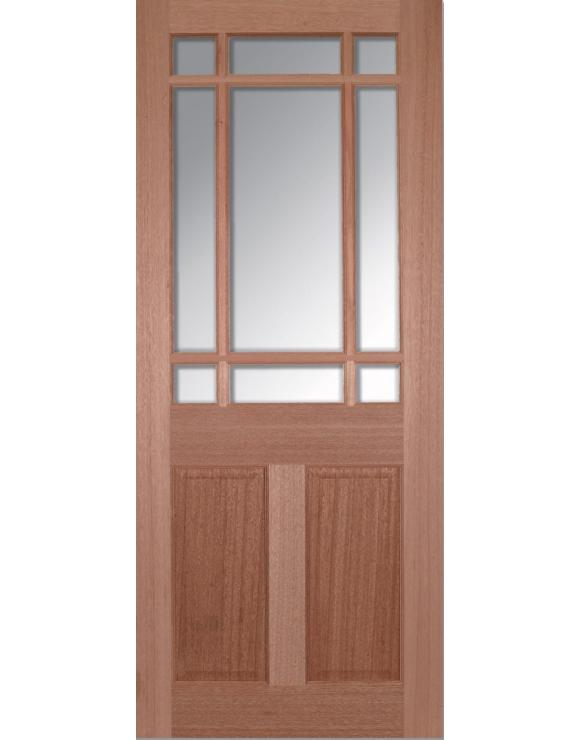 Downham Hardwood Interior Door image