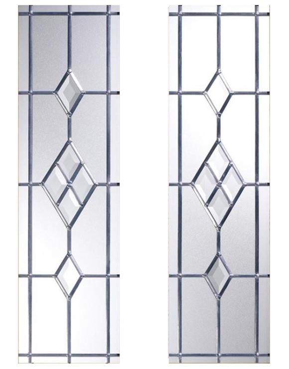 Malton (ABE-Lead) Interior Door Glass Pack image
