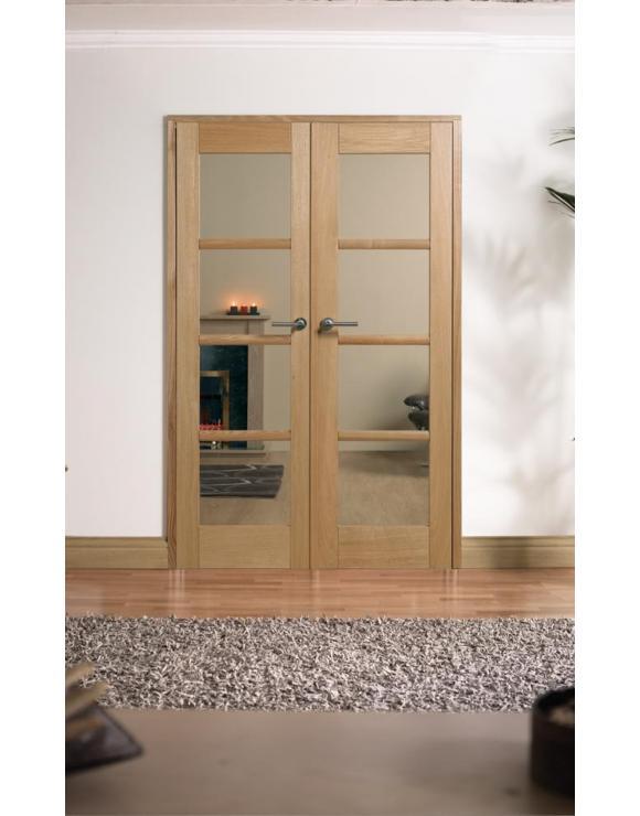Oak Oslo W4 Room Divider image