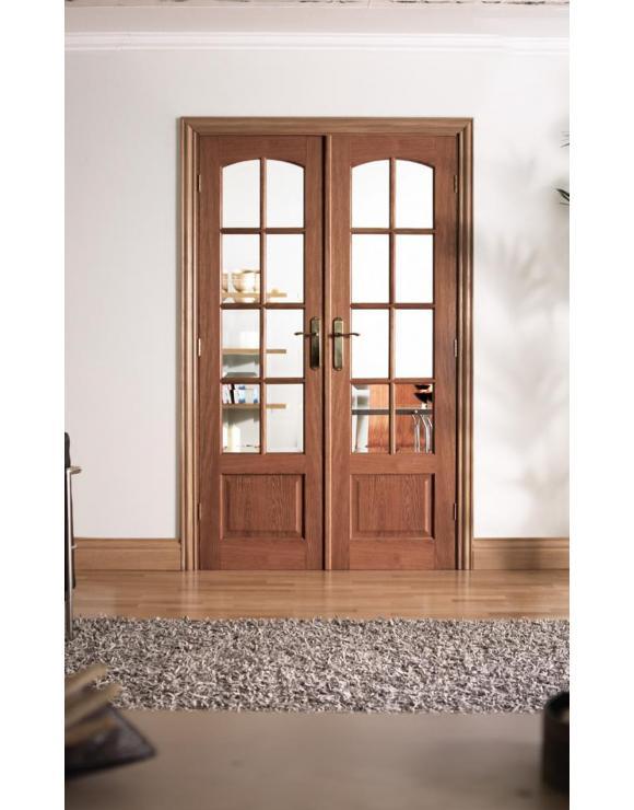 W4 Hardwood Room Divider image