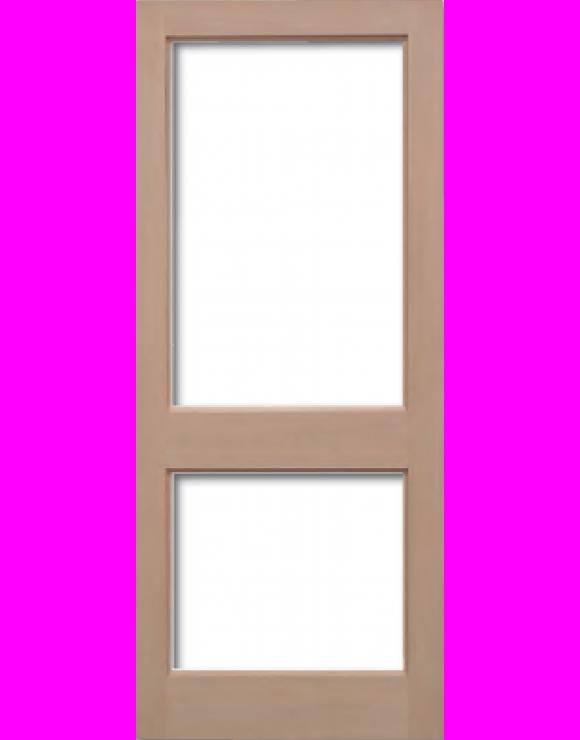 2XGG Unglazed Hemlock Interior Door image