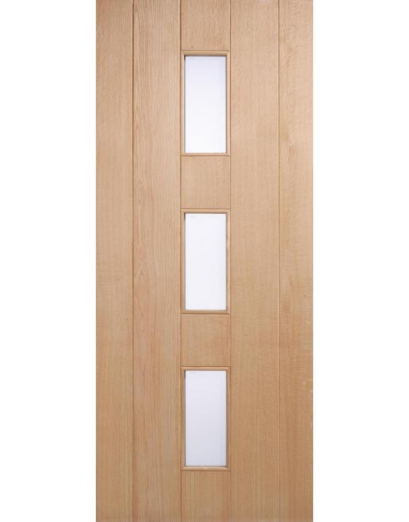 Copenhagen Oak Exterior Door image