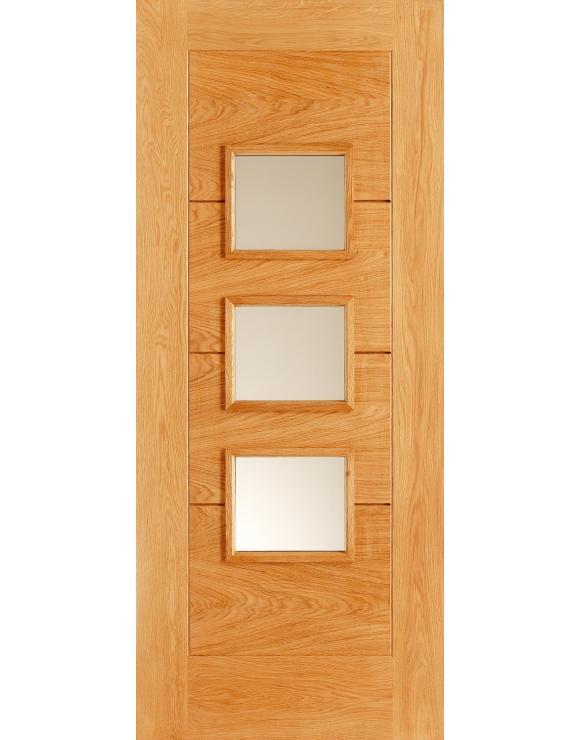 Arta Oak Exterior Door image