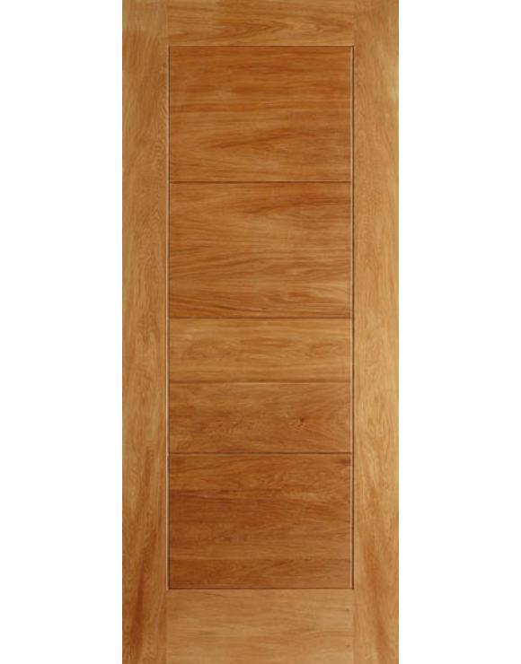 Modica Oak Exterior Door image
