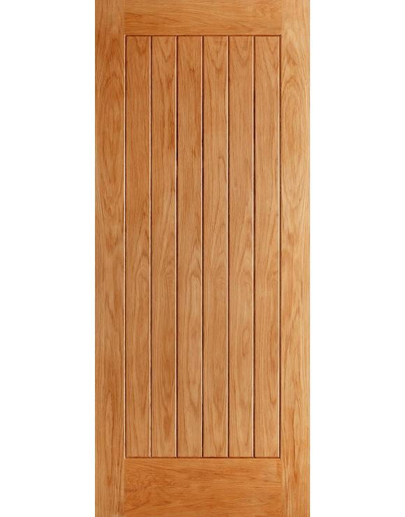 Norfolk Oak Exterior Door image