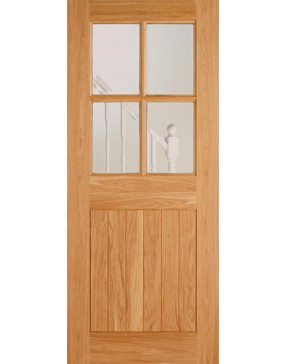 Cottage 4L Oak Exterior Door image