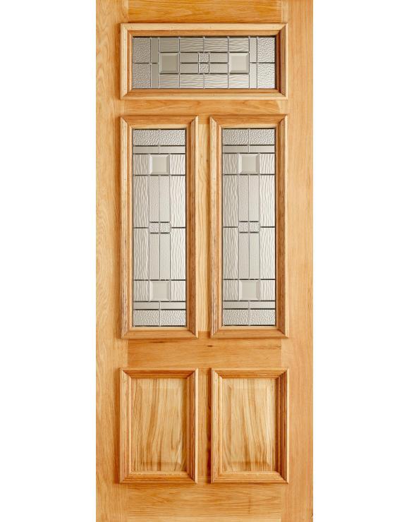 Danielle Elegant Oak Exterior Door image