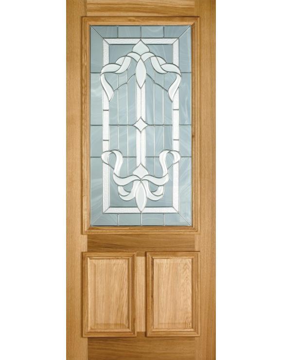 Cleveland Oak Exterior Door image
