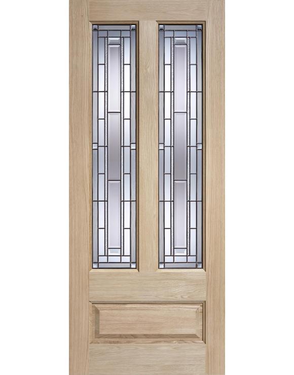 Granada Oak Exterior Door image