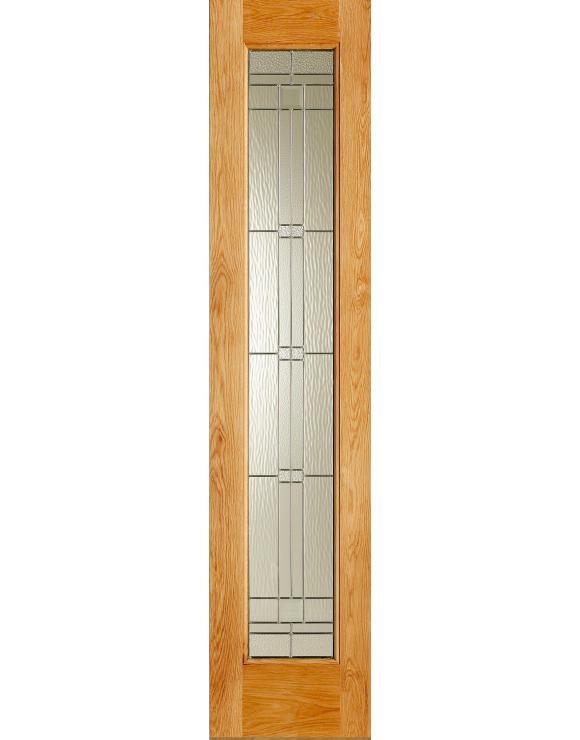 Elegant Oak Sidelight image