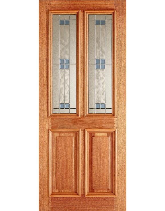 Derby Regal Hardwood Exterior Door image
