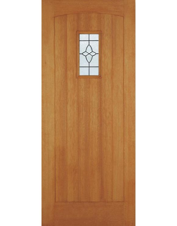 Cottage Hardwood Exterior Door image