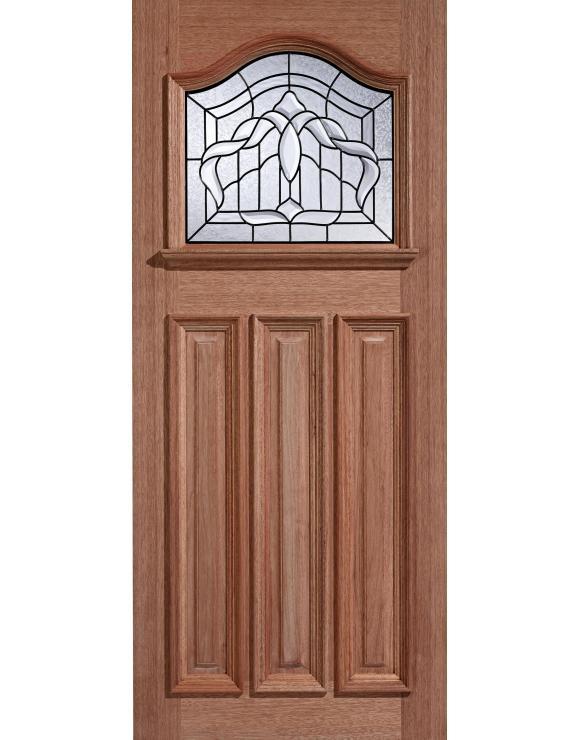 Estate Crown Hardwood Exterior Door image