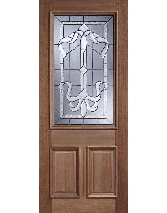 Cleveland Hardwood Exterior Door image